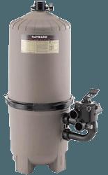 hayward vertical grill filter