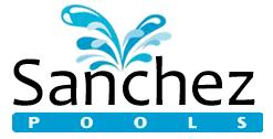 Sanchez Pools logo