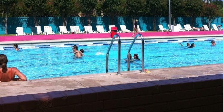 Alamo Heights Pool Cool Texas Pools Sanchez Pools
