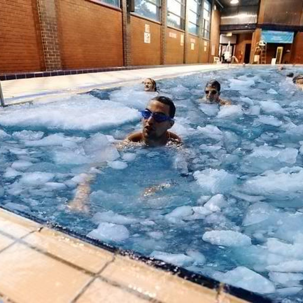 pool maintenance san antonio winter