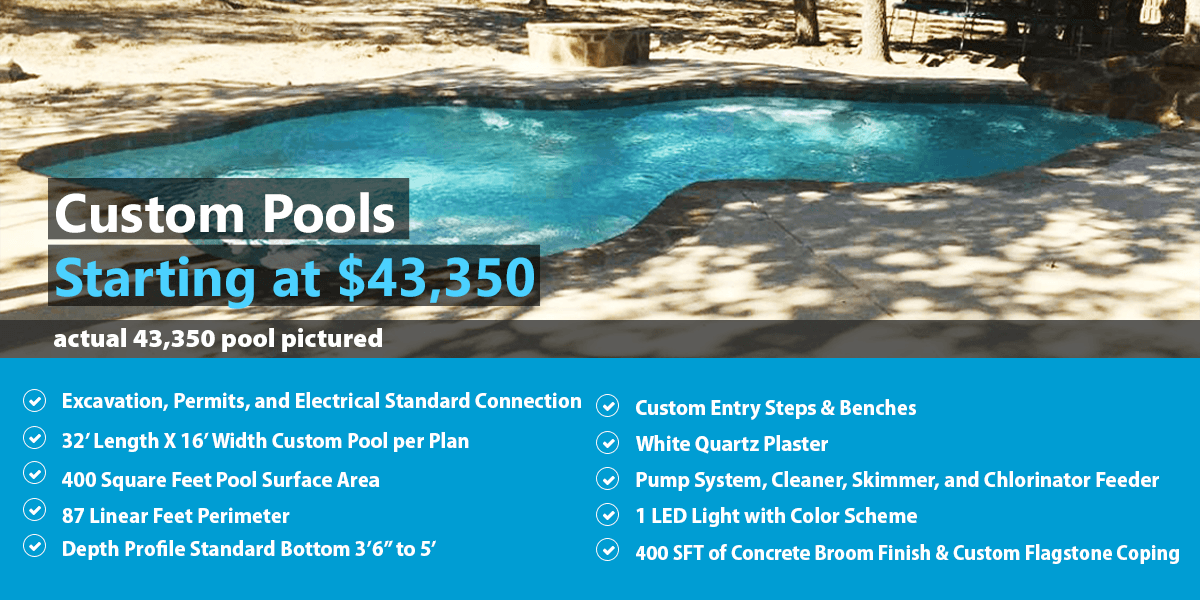 Custom Pool Builders